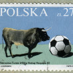 Postage stamp — Stock Photo #66153472