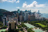 View of Hong Kong during the day — Stock Photo