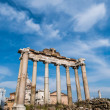 Ruins in ancient Roma on summer day — Stock Photo #53866281