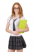 Young student — Stockfoto