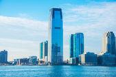 Skyline of Jersey City — Stock Photo