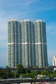 Hign density residential building — Stock Photo