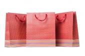 Bolsas de regalo color — Foto de Stock