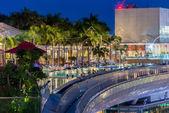 Hotel Marina bay sands — Stock fotografie
