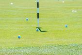 Golf Course at Quba Rixos Hotel — Stock Photo