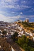 Setenil de las bodegas, spanien — Stockfoto