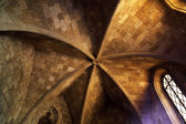 Ceiling in the Church — Stock Photo