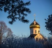 Prince Vladimir Cathedral — ストック写真