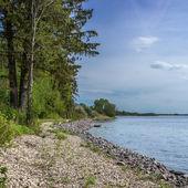 Lake Udomlya — Stock Photo