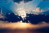 Sundown — Stock Photo