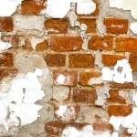 velha parede de tijolos — Fotografia Stock  #71932853