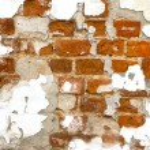 Old brick wall — Stockfoto #71932853