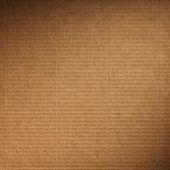 Cartone ondulato — Foto Stock