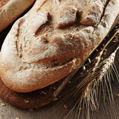 Čerstvý chléb — Stock fotografie