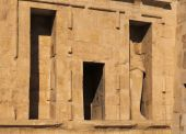 Old egypt hieroglyphs in  Luxor. — Stock Photo