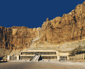 Mortuary Temple of Hatshepsut in  Luxor — Stock Photo