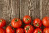 Tomates mûres fraîches — Photo