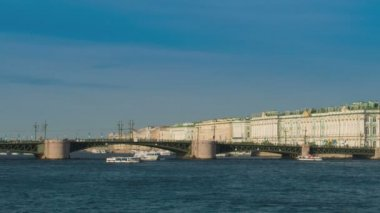View Winter Palace — Stock Video