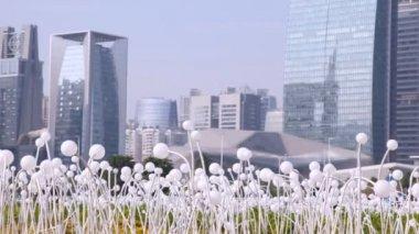 Guangzhou panoramic ground view — Vidéo