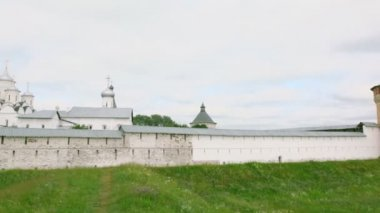 Saviour Prilutskyl Monastery — Stock Video