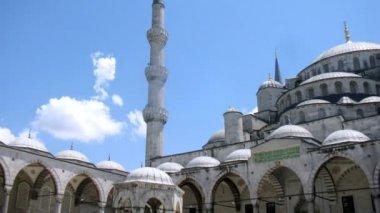 Sultan Ahmet Mosque — Stock Video