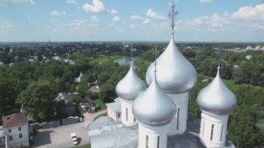 Saint Sofia cathedral — Stock Video