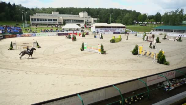 International competitions in show jumping — Vidéo
