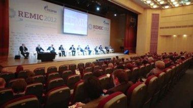 International Conference Real Estate Management — Stock Video