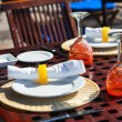 Table setting — Stock Photo #59744231
