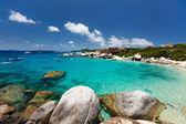 Stunning tropical beach — Stock Photo