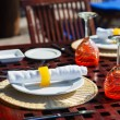 Table setting — Stock Photo #68182533