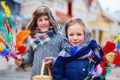 Pascua en finlandia — Foto de Stock