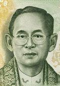 King Rama IX — Stock Photo