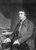Edmund Burke  — Stock Photo