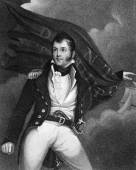 Oliver Hazard Perry — Stock Photo