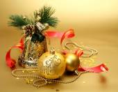 New Year's ornaments — Stockfoto