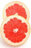 Ripe grapefruit — Stock Photo