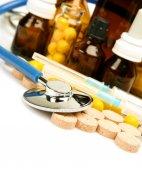 Tabletki na leczenie — Zdjęcie stockowe