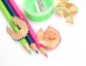 Color pencils — Стоковое фото