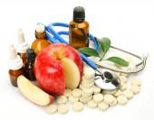 Temas para el tratamiento de la enfermedad — Foto de Stock