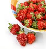 Juicy Strawberry — Stock Photo