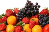Bayas y frutas maduras — Foto de Stock