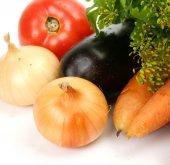 Ripe vegetables — Stock Photo