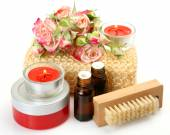 Subjects for body care — Stock Photo
