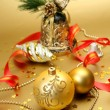 Christmas decorations — Stock Photo #61604565