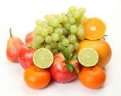Ripe fresh fruits — Stock Photo