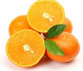 Ripe orange fruits — Stock Photo
