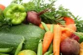 Fresh vegetables food — Stock Photo