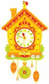 Cuckoo Clock — Stock Photo