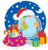 Christmas — Stock Vector